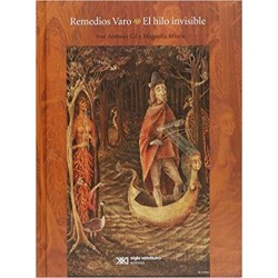 Libro. REMEDIOS VARO - EL HILO INVISIBLE
