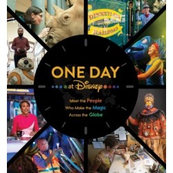 Libro. ONE DAY AT DISNEY