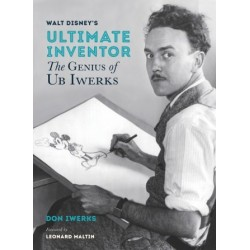 Libro. The Genius of Ub Iwerks
