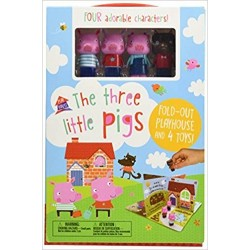 Libro armable. THE THREE LITTLE PIGS