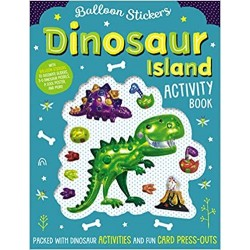 Libro. DINOSAUR ISLAND. Activity book