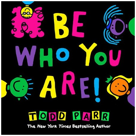 Libro. BE WHO YOU ARE