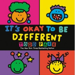 Libro. IT'S OK TO BE DIFFERENT