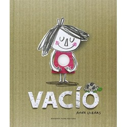 Libro. VACÍO - Anna Llenas