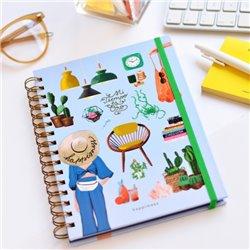 Cuadernillo verde 41. CÚCARA Y MÁCARA - CARTA AL TIGRE