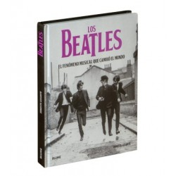 Libro. LOS BEATLES - Fenómeno musical que cambió el mundo