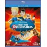 Blu-ray + DVD. MEET THE ROBINSONS