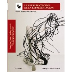 Libro. LA REPRESENTACIÓN DE LA REPRESENTACIÓN
