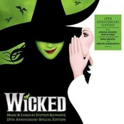 CD. WICKED. 15th Anniversary edition
