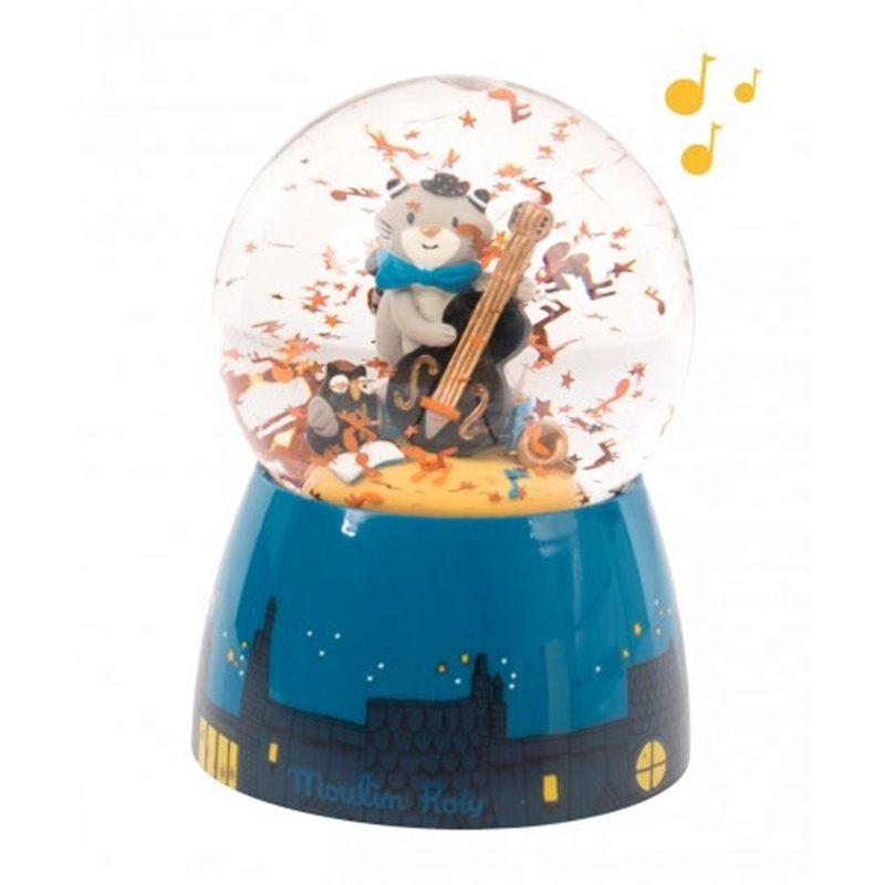 Cartas. FIDDLESTICKS - Playing music cards
