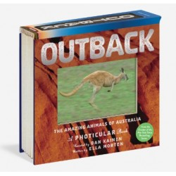 Libro. OUTBACK - A photicular book