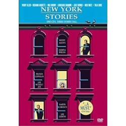 Blu-ray. NEW YORK STORIES