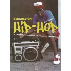 Libro. GENERACIÓN HIP-HOP