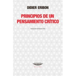 Libro. PRINCIPIOS DE UN PENSAMIENTO CRÍTICO