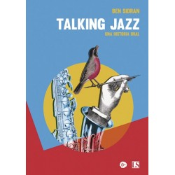 Libro. TALKING JAZZ
