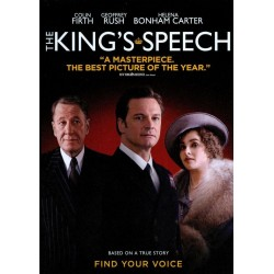 DVD. The King's Speech
