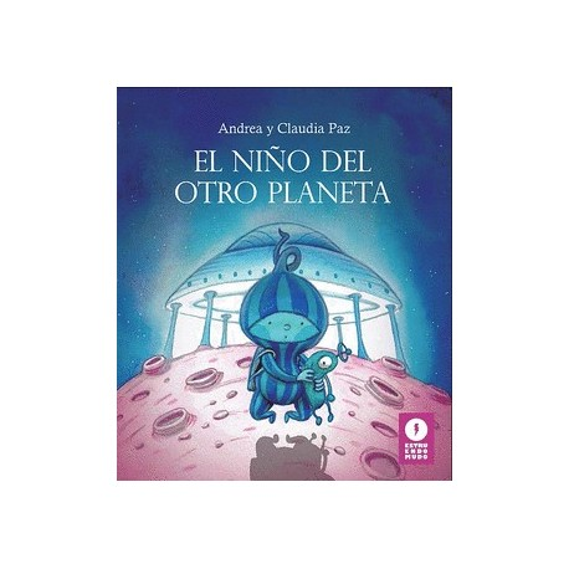 Libro. EL NIÑO DE OTRO PLANETA