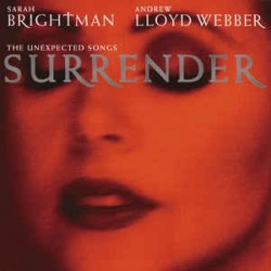 CD. Sarah Brightman-Andrew Lloyd Webber. SURRENDER