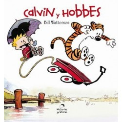 Libro. CALVIN Y HOBBES 1