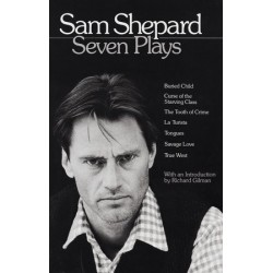 Libro. SEVEN PLAYS - Sam Shepard