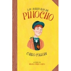 Libro. LAS AVENTURAS DE PINOCHO