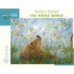 Rompecabezas. THE WHOLE WORLD. 1000 piezas
