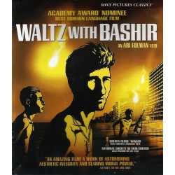 Blu-ray. WALTZ WITH BASHIR