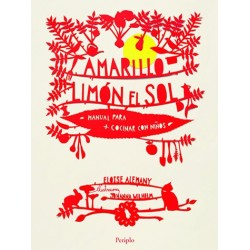 Libro. AMARILLO LIMÓN EL SOL