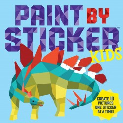 Libro. PAINT BY STICKER. Kids