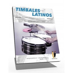 Libro. TIMBALES LATINOS. PARTE 2