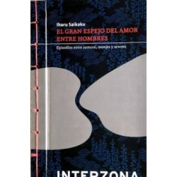 Libro. EL GRAN ESPEJO DEL AMOR ENTRE HOMBRES