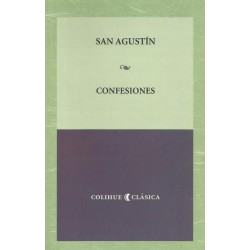 Libro. CONFESIONES - San Agustín