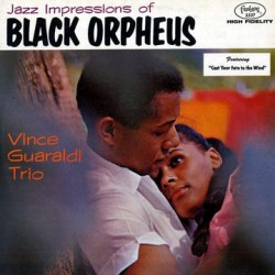 Vinilo. Vince Guaraldi Trio. JAZZ IMPRESSIONS OF BLACK ORPHEUS
