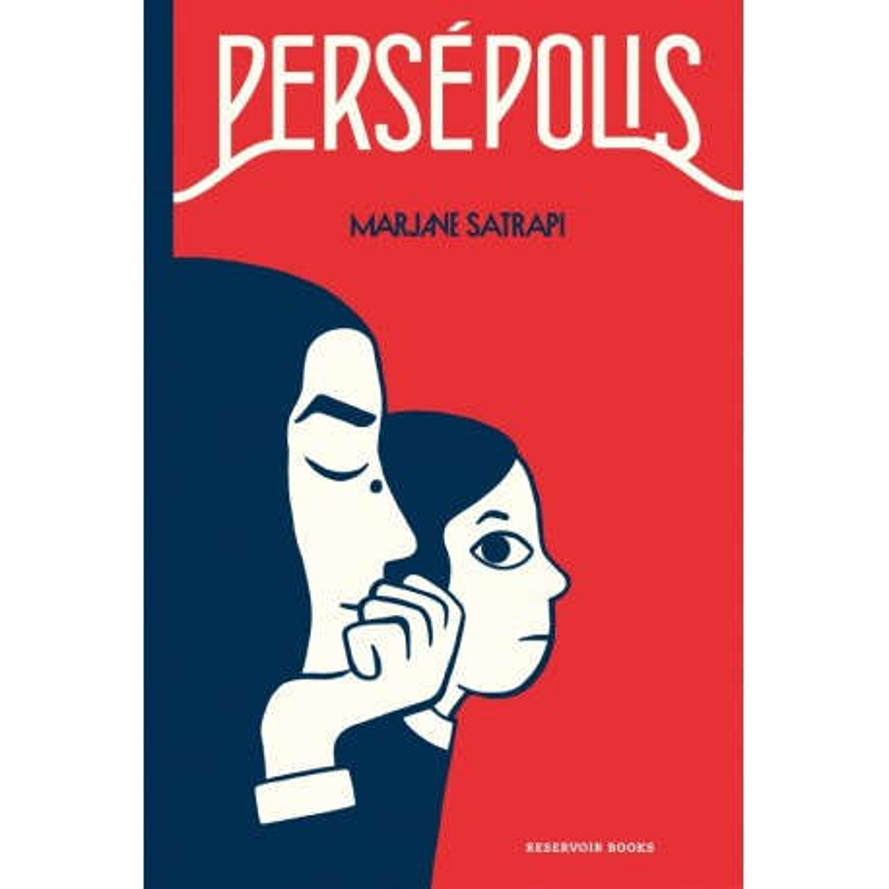 Libro. PERSÉPOLIS - Marjane Satrapi