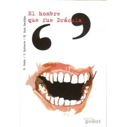 Libro. EL HOMBRE QUE FUE DRÁCULA