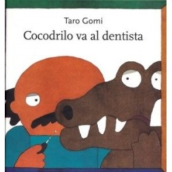Libro. COCODRILO VA AL DENTISTA