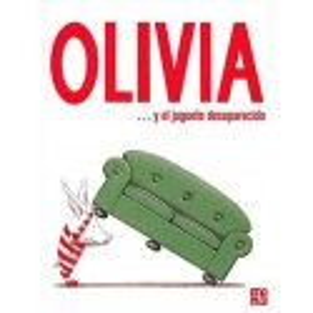 Libro. OLIVIA Y EL JUGUETE DESAPARECIDO