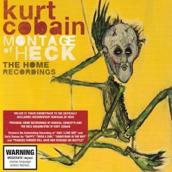 CD. KURT COBAIN. MONTAGE OF HECK. The Home Recordings