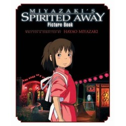 Libro. SPIRITED AWAY. Picture book