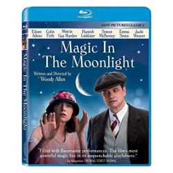 Blu-ray. MAGIC IN THE MOONLIGHT