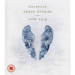 Blu-ray. COLDPLAY. GHOST STORIES - Live 2014