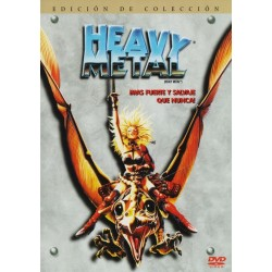 DVD. HEAVY METAL