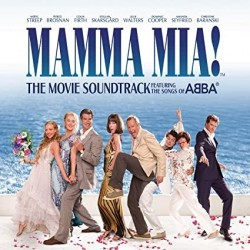 CD. MAMMA MIA! The movie soundtrack