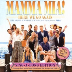 CD. MAMMA MIA! Here we go again