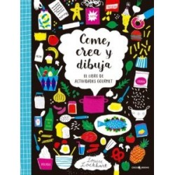 Libro. COME, CREA Y DIBUJA