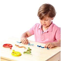 Títere de dedo. MINI ORCA