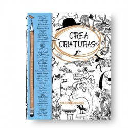 Libro. CREA CRIATURAS