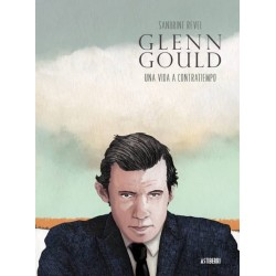 Libro. GLENN GOULD. Una vida a contratiempo