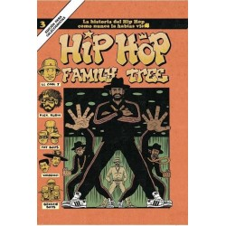 Libro. HIP HOP FAMILY TREE 3