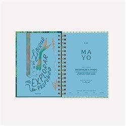 Gafas negras. Ojos de gato